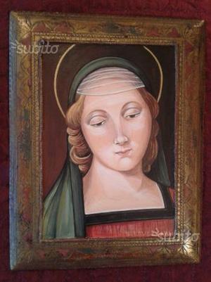 Riproduzione Madonna di raffaello