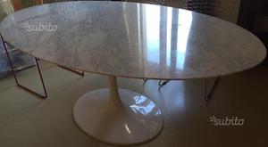 Tavolo Saarinen Usato : Vendo tavolo saarinen tulip usato posot class