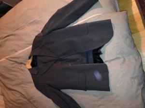 vestito completo uomo grigio taglia L come nuovo