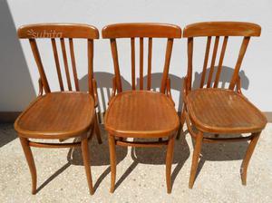 Sedia viennese stile thonet | Posot Class