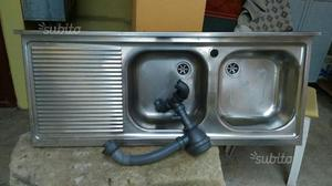 Lavandino cucina posot class - Sifone lavandino cucina ...