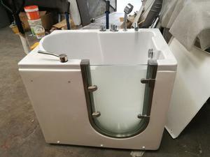 Offro vasca con porta mod plutone per posot class - Porta vasca da bagno ...