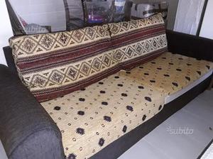 Divano cassapanca india legno posot class - Cassapanca divano ...