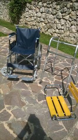 Carrozzina per disabili seduta vasca da bagno posot class - Carrozzina per bagno disabili ...