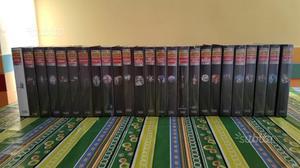 Collezione completa Fellini VHS sigillata