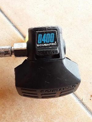 Erogatore d400 scubapro