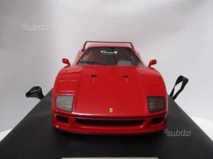 Ferrari f40 kyosho resina 1:18