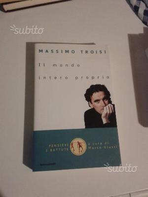 IL MONDO INTERO PROPRIO + CASSETTA VHS di M.Troisi