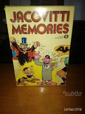 JACOVITTI MEMORIES Oscar Mondadori--
