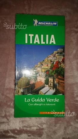 La guida verde michelin italia