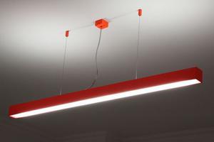 Plafoniere Per Ufficio A Sospensione : Lampade a sospensione neon da ufficio posot class