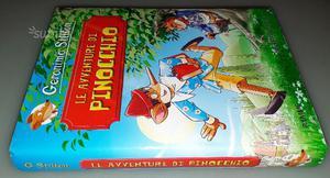 Le avventure di Pinocchio, Geronimo Stilton, Carlo