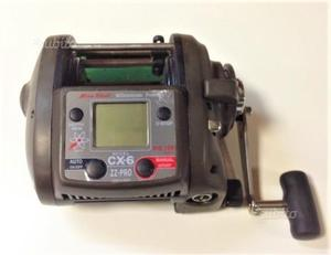 Mulinello elettrico command cx-6 zz pro