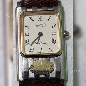 Orologio eberhard vintage