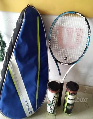 Racchetta da tennis Wilson Karophite Matrix