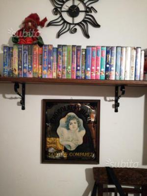 29 video in VHS di Walt Disney