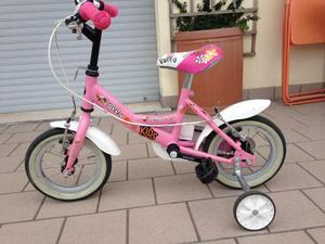 Bicicletta bambina ruota  anni