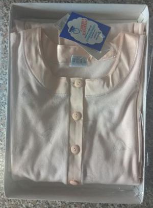 Camicia da notte Linclalor nuova manica lunga