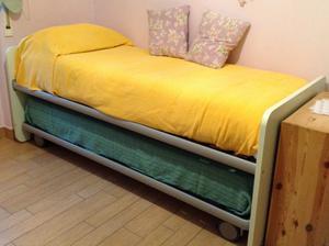 Doppio letto estraibile vendo posot class for Doppio letto estraibile
