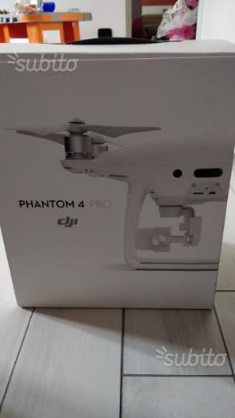 Drone dji phantom 4 pro con accessori