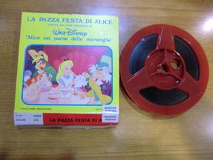 Vari filmini super 8 Walt Disney