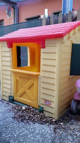 casetta da giardino per bimbi chicco como posot class