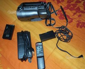 Video camera video 8