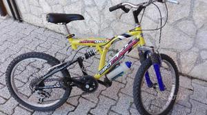 """2 bici 20"""" per bambini"""