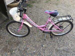 2 bici bimba
