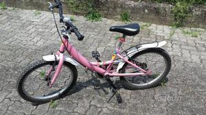 Vendo bici 7 10 anni da bambina posot class for Roba usata regalo