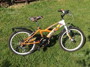 Bicicletta da bambino (ruota da 20)