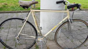 Bicicletta da corsa Magni Pep Campagnolo Record