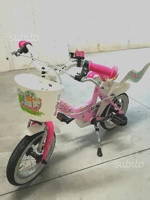 Bicicletta per bambina 3 - 5 anni