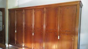 Camera da Letto in legno intarsiato