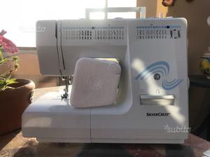 Macchina da cucire 33 punti silvercrest posot class for Silvercrest macchina da cucire