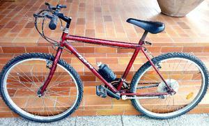 Mountain bike bicicletta uomo donna
