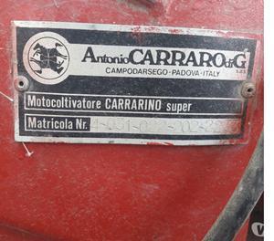 Ruote motocoltivatore con pesi posot class for Motocoltivatore carraro