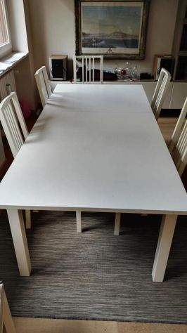 tavolo ikea allungabile richiudibile leggero