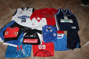 Lotto maglie calcio basket hokey pantaloncini nike | Posot Class