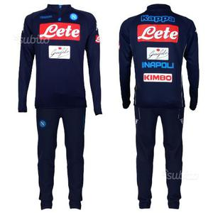 Tuta Puma Maradona Blu Junior SSC Calcio Napoli