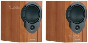 Diffusori mission m32 Made in England piedistalli