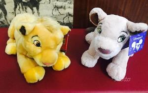 Peluche Disney il re leone