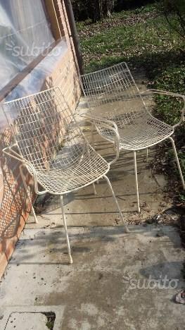 Set 4 sedie vintage