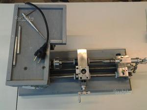 Tornio idraulico per legno usato n valeri posot class for Tornio modellismo