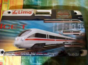 Trenino elettrico Lima Ice-T