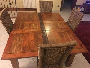 Vendita tavolo da pranzo