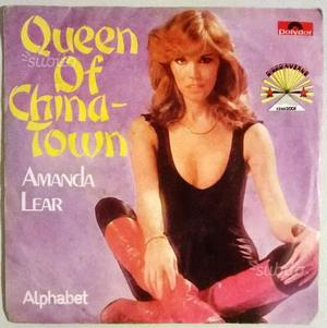 45gg Amanda Lear 'Queen Of Chinatown'