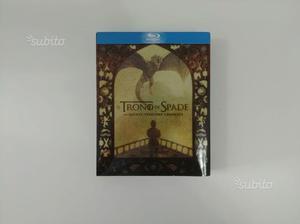 5 Serie completa Il Trono di Spade - Blu Ray