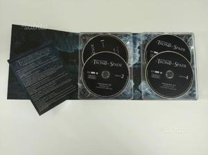 6 Serie Completa Il Trono di Spade - Blu Ray