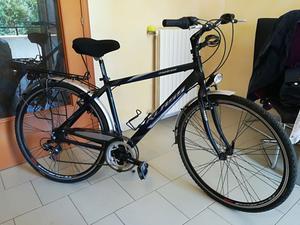 Bicicletta City Bike KLASS Metrox Alluminium...